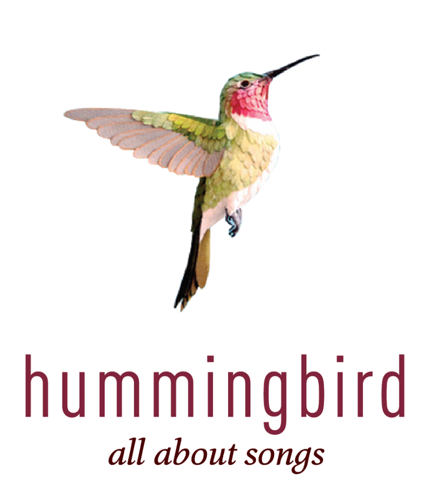Hummingbird - all about songs